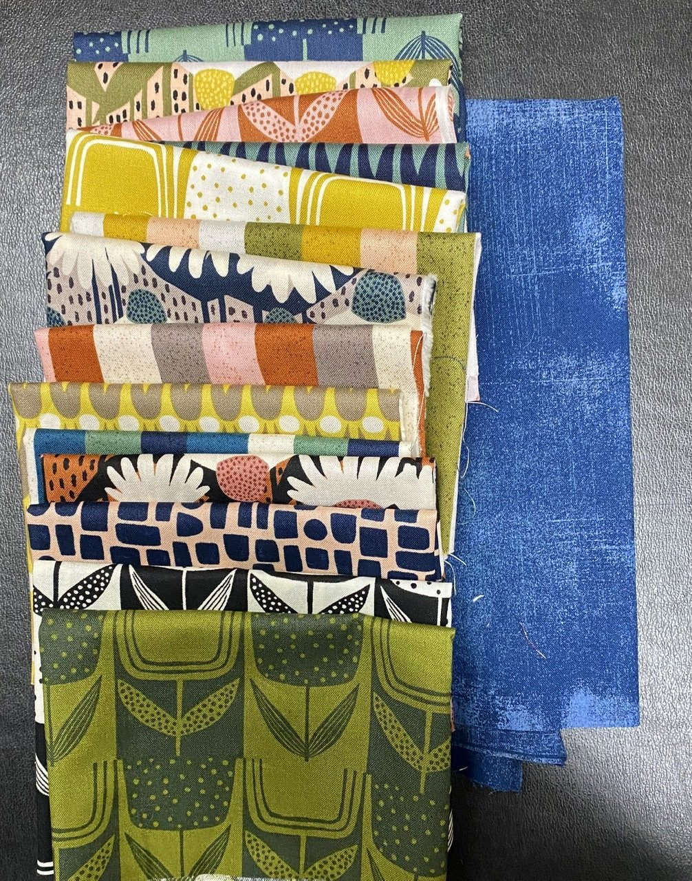 Perennial Fat Eighth Bundle Kit