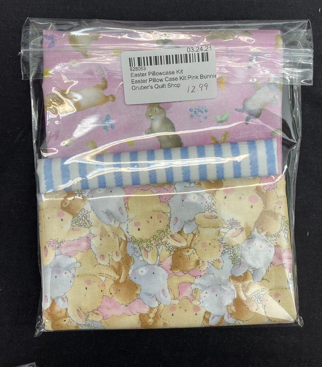 Easter Pillowcase Kit