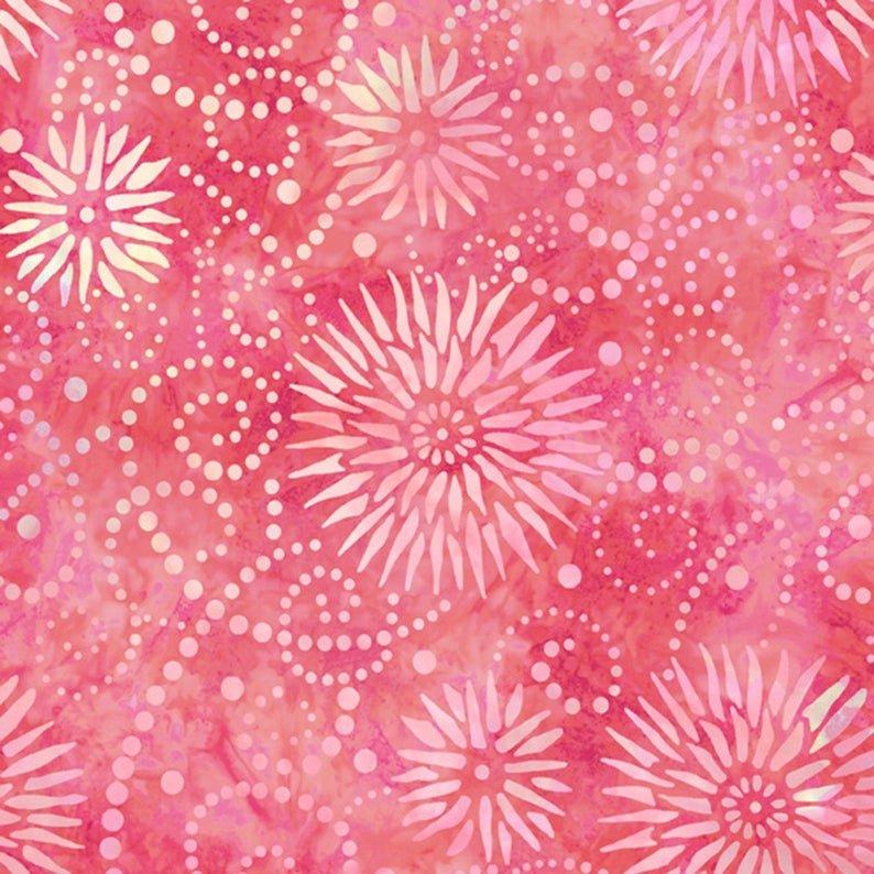 Flower Burst 2084-331 Pink