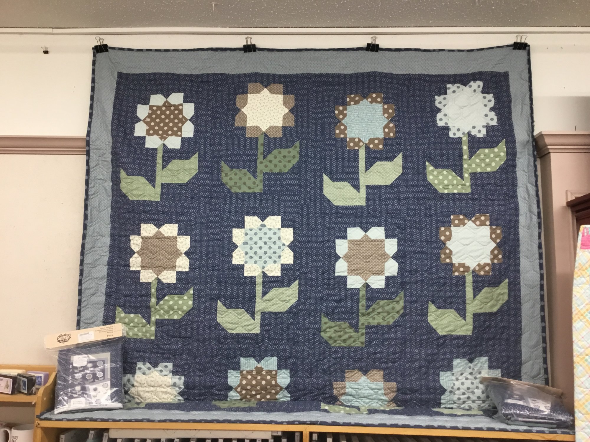 Cottage Blossoms Kit