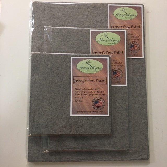 Granny's Press Perfect Wool Mat