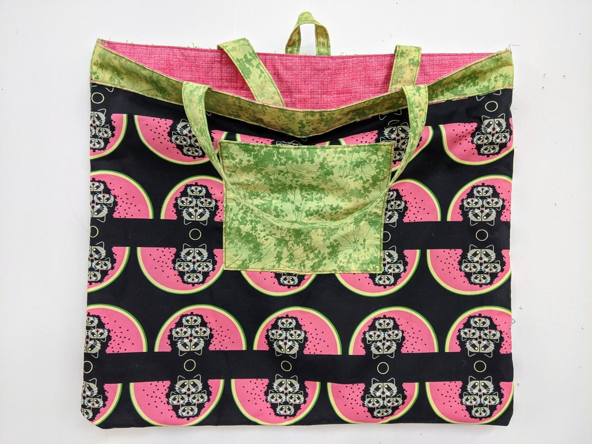 Raccoon Moons Simple Sack bag kit