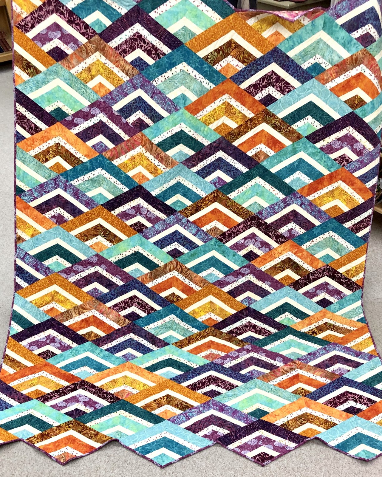 City Girl Chevron Kit