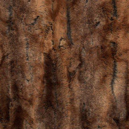 Luxe Cuddle Rusty Fox Copper/Brick