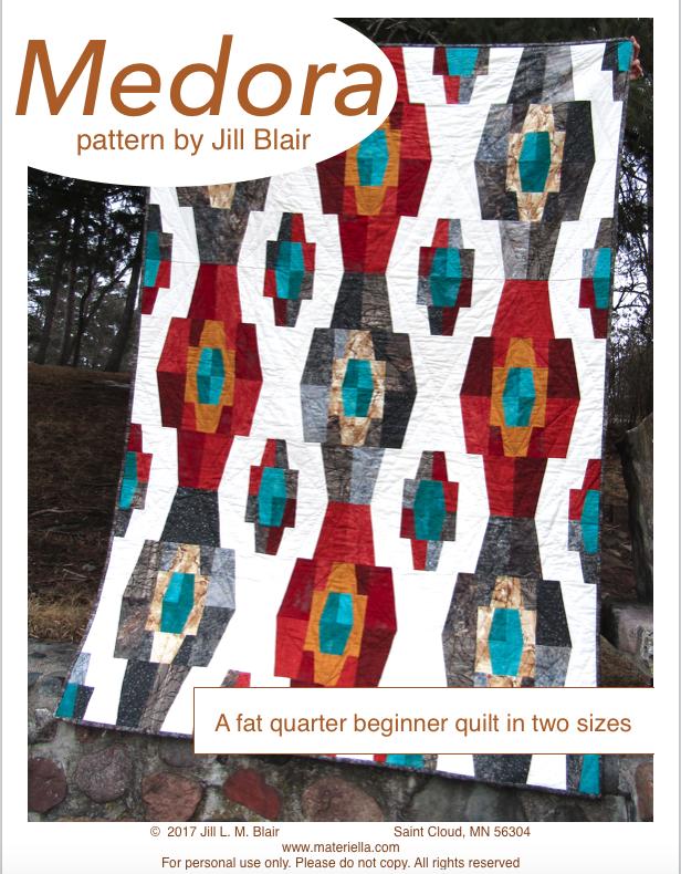Medora Quilt Pattern