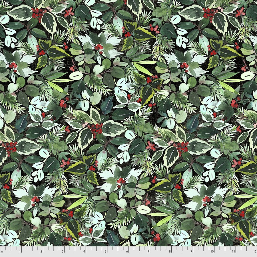Christmastime 160 Green English Holly
