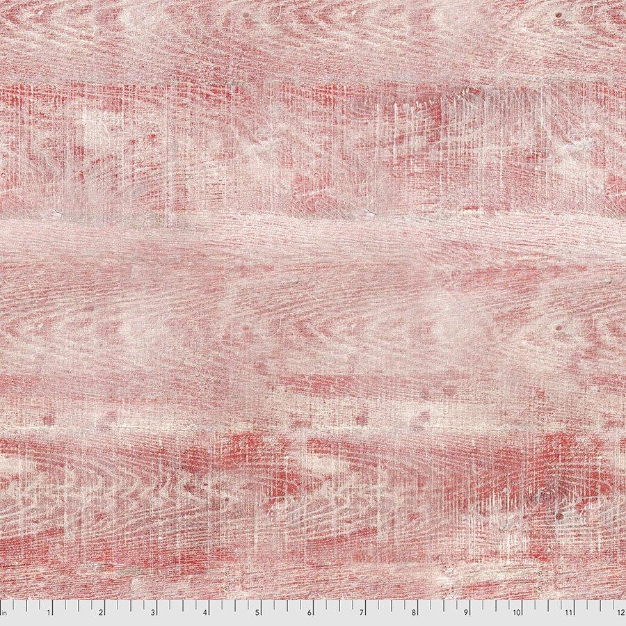 Christmastime 168 Red Woodgrain
