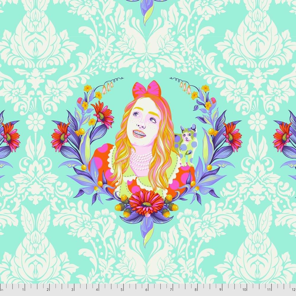 Curiouser & Curiouser 159 Alice Daydream