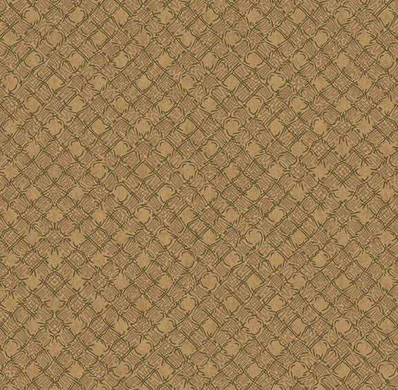 Quilt MN 2020 Y3024-65 Diagonal Plaid Caramel