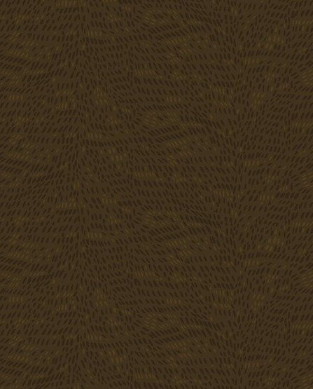 Quilt MN 2020 Y3025-16 Fur Texture Dark Brown