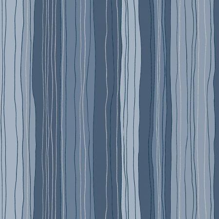 Shiny Objects SL4M Sterling Stripe Slate