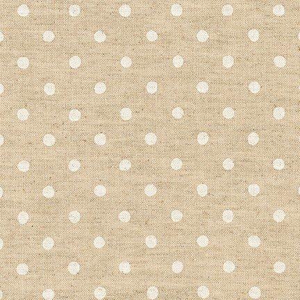 Sevenberry Canvas White Dots 55052D1-1