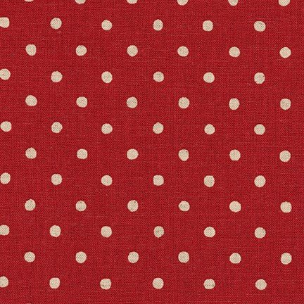 Sevenberry Canvas Red Dots 88185D1-46