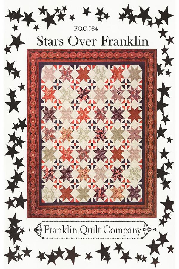 Stars over Franklin Pattern