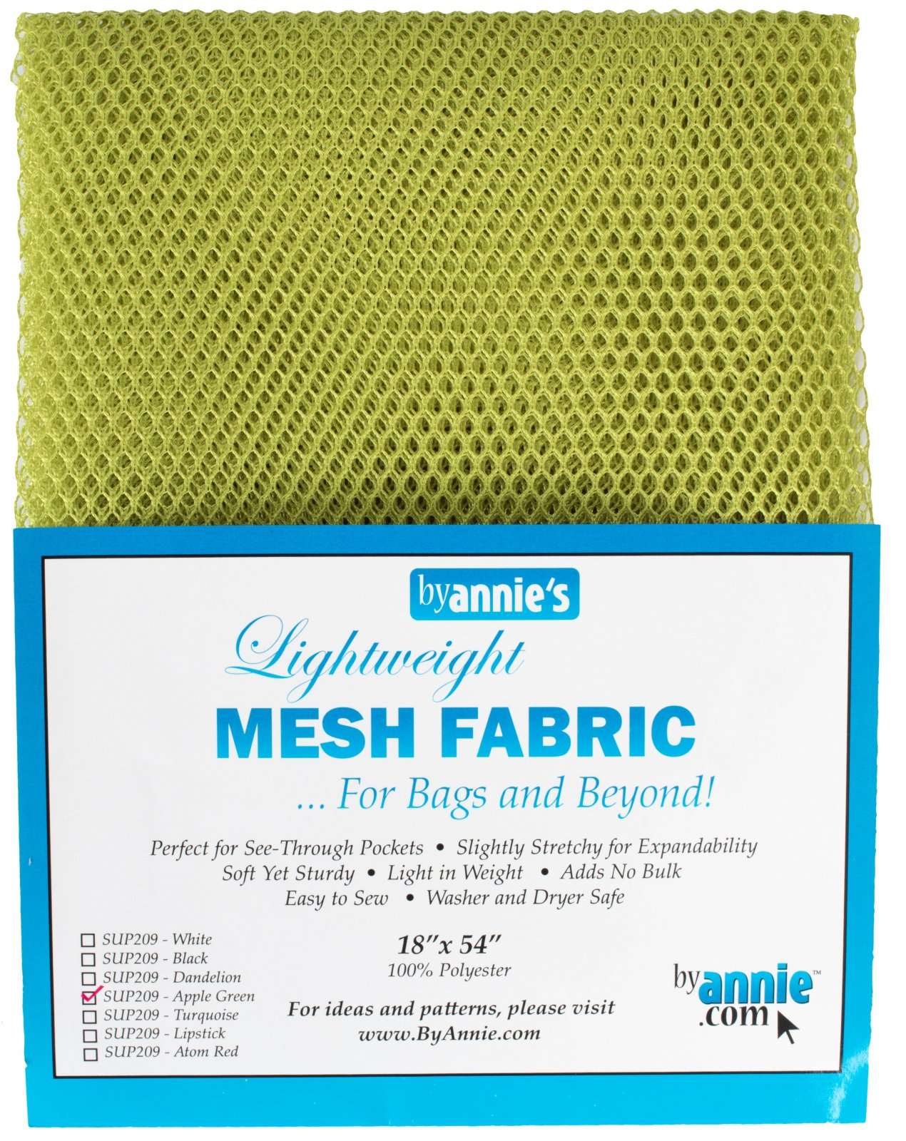 Lightweight Mesh Fabric 18x54