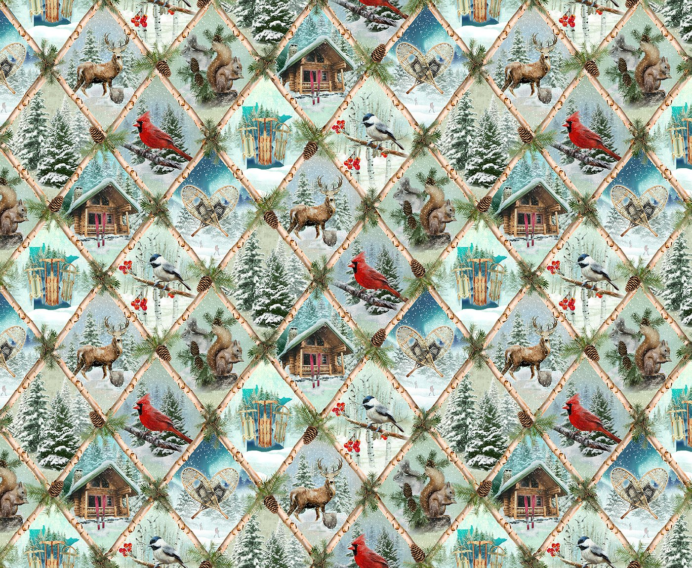 Y3314-98 Quilt MN 2021 Nature Sky