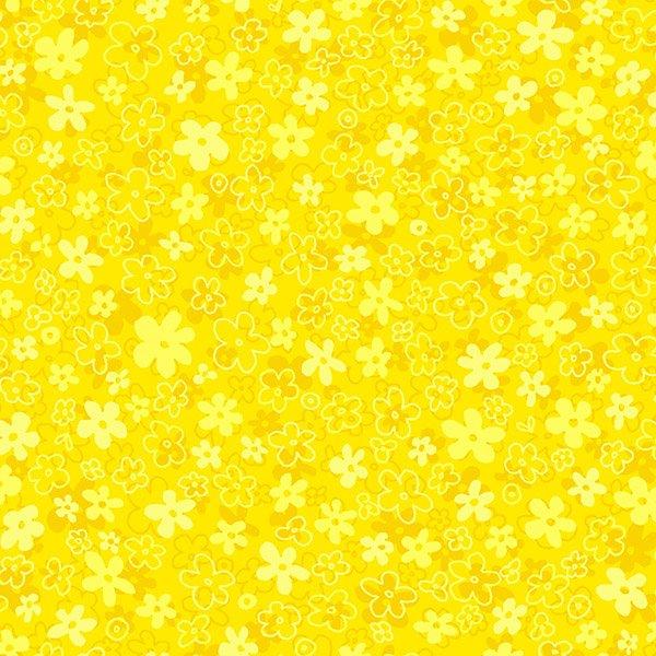 Hopscotch First Flowers - Lemon