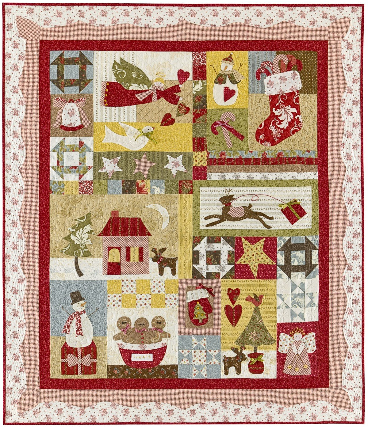 All Thing Christmas 7 Patterns