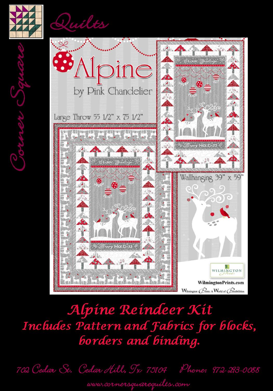 Alpine Reindeer Kit