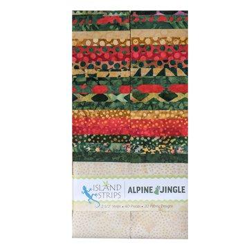 Alpine Jingle 2 1/2 Strip Set