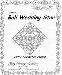 Pattern Xtra Bali Wedding Star