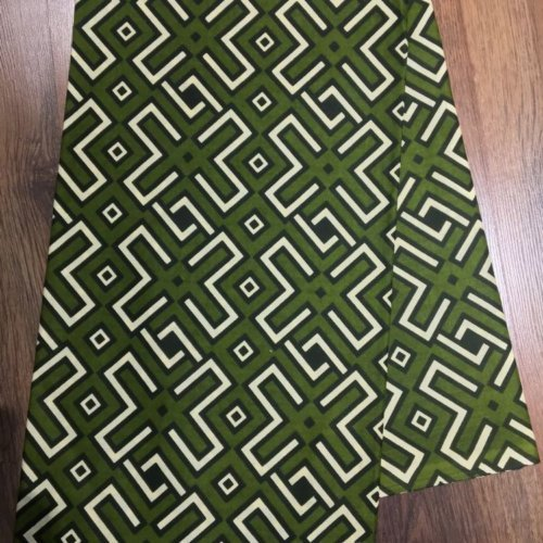 African Kente Fabric KP12
