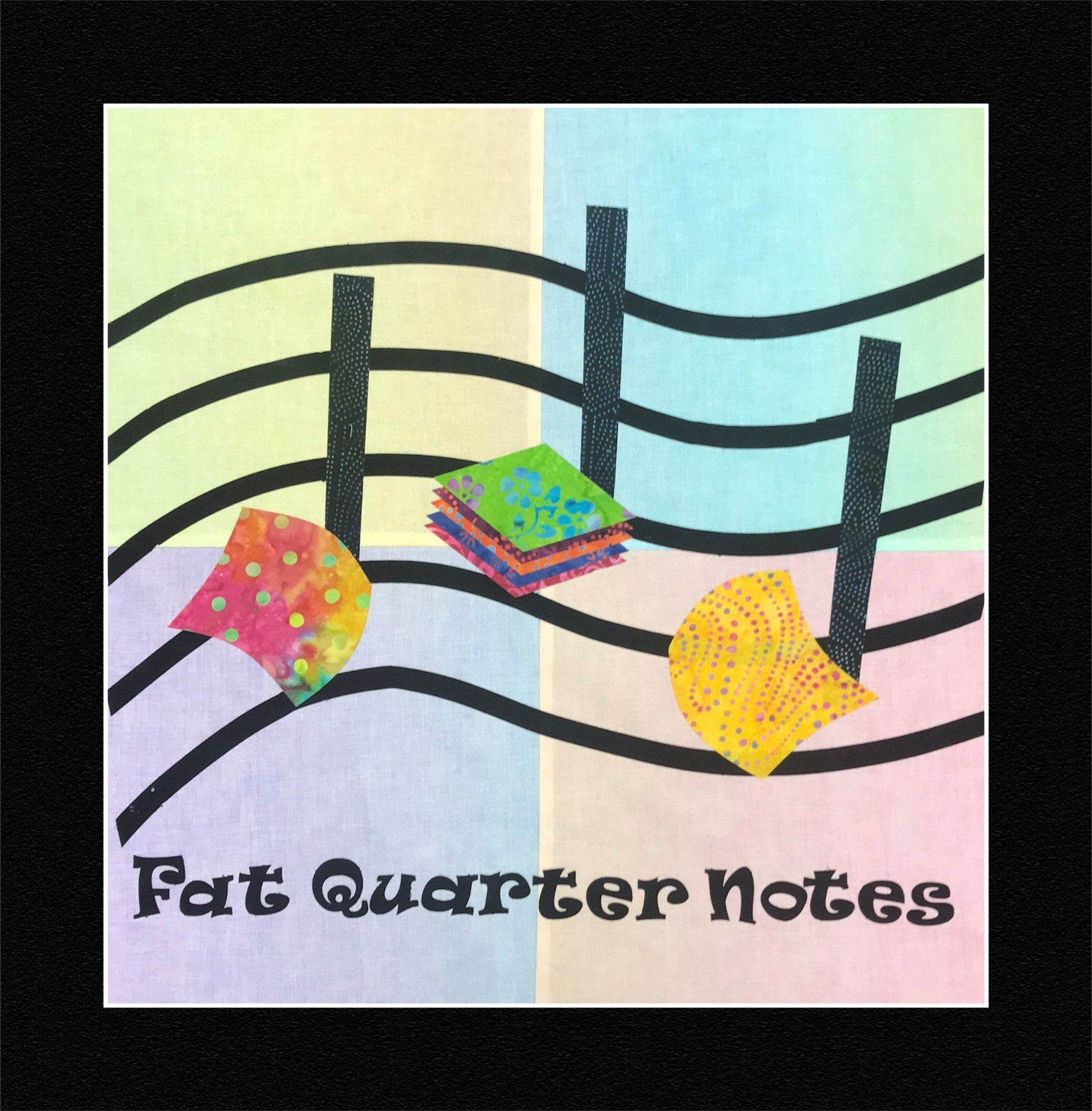 Fat Quarter Notes Kit