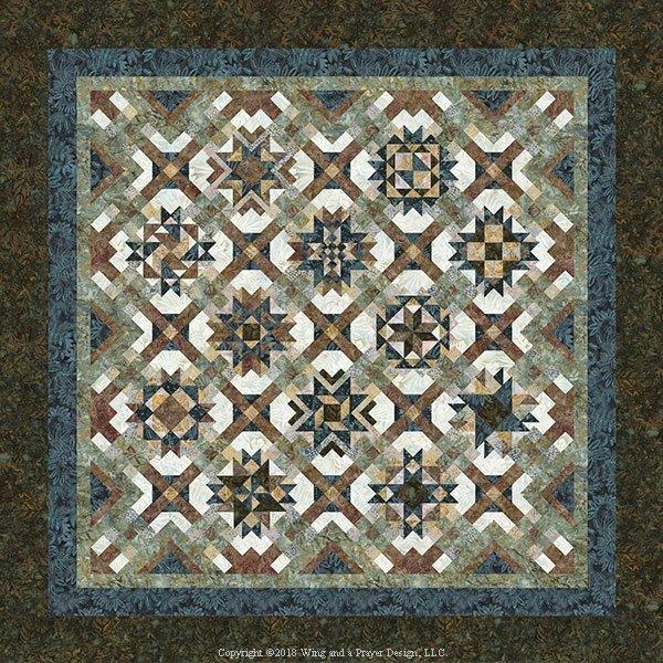 Mineral Matrix Quilt Kit