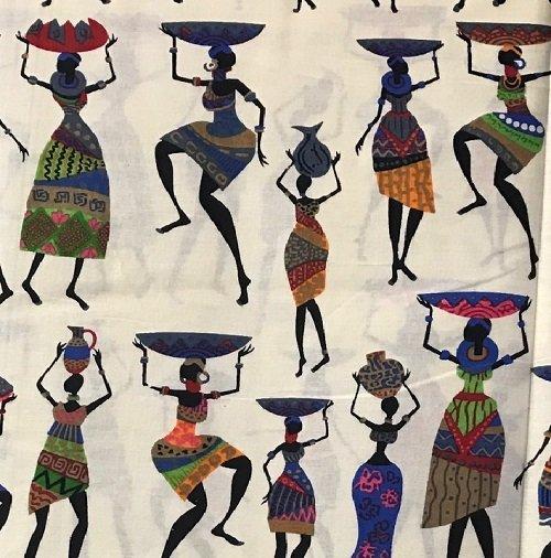 African Print Y112