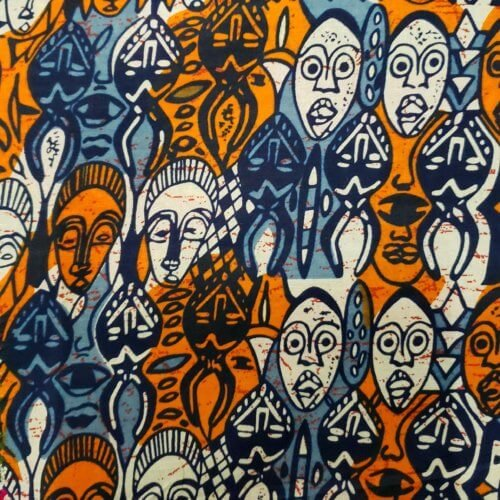 African Print Y95