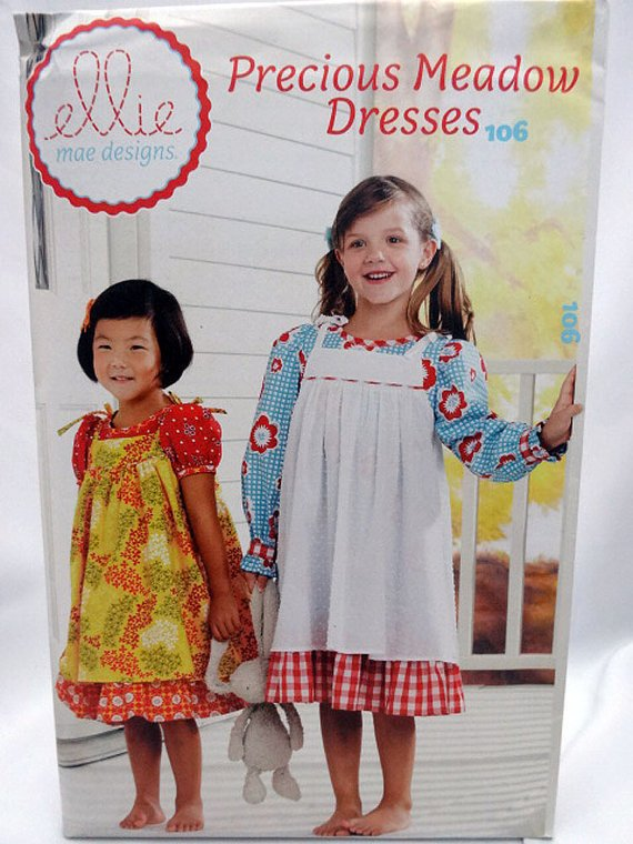 Precious Meadow Dresses 106