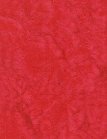 Anthology Basic Batik Solid 1497 Red