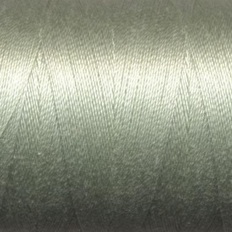 Aurifil Mako Cotton Thread 50wt #2843 Light Grey Green