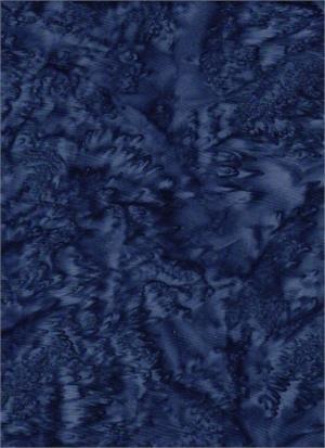 Batik Textiles Navy Serendipity Blender