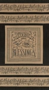 Count Your Blessings/6080 11 Panel