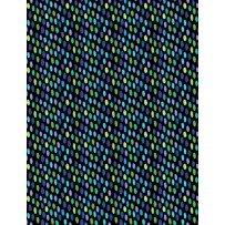 Arctic Wonderland/blue dots 77618-967