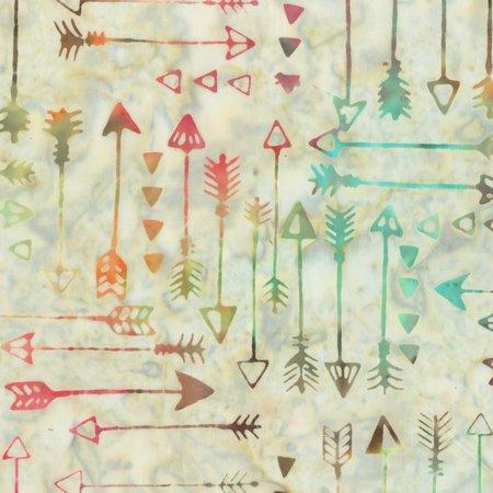 Anthology Southwest 942Q-1 Multi color arrow batik