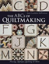 The ABC's Of Quiltmaking Book