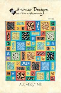 All About Me Quilt Pattern