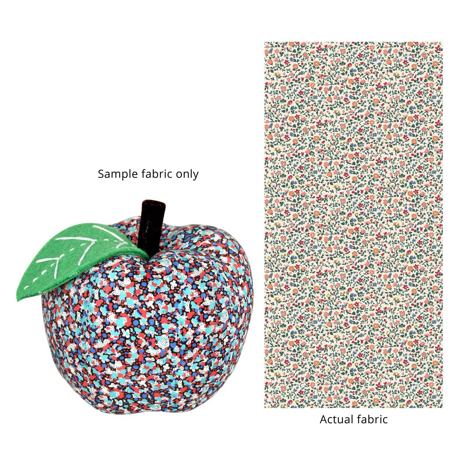 Apple Pincushion - 04775608X Peach