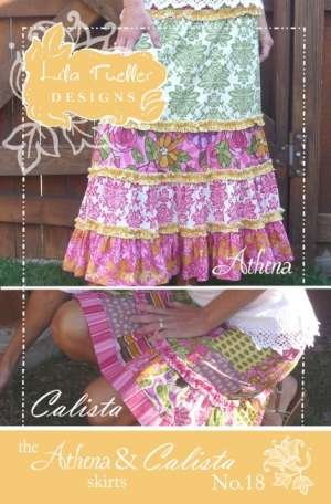 Athena Skirt Pattern
