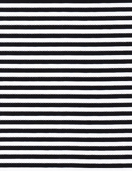 Anthology BC-28Q-X Black & White stripe