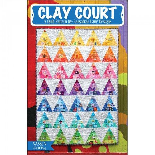 Clay Court By Sassafras Lane Designs