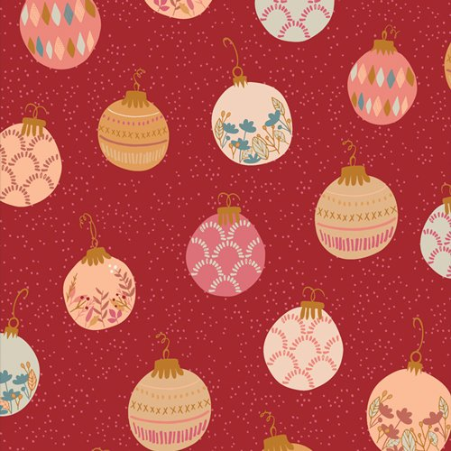Deck the Halls Cozy & Magical by Maureen Cracknell for AGF