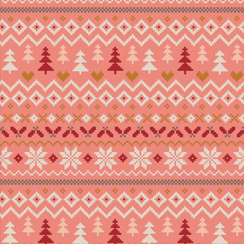 Warm & Cozy Candy Cozy & Magical by Maureen Cracknell for AGF
