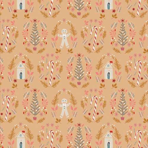 Ginger Joy Sweet Cozy & Magical by Maureen Cracknell for AGF