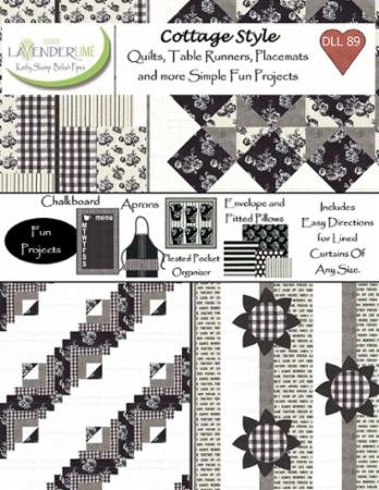 Cottage Style Quilt & Project Book