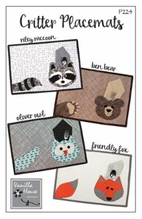 Critter Placemats