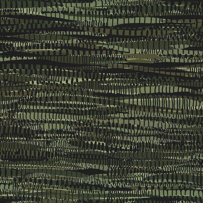 Strata Rag Rug Camo by Michael Miller