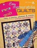 Easy Memorabilia Quilts